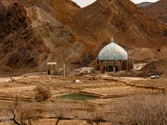 Tapshanov - Iran