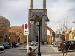 Tapshanov - Yazd, Iran
