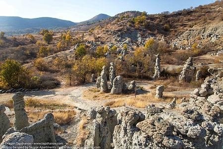 kuklica macedonia