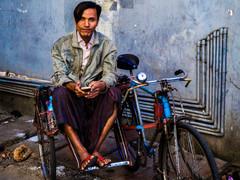 Tapshanov - Yangon, Myanmar
