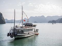 Tapshanov -  Halong Bay, Vietnam