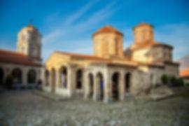 saint naum monastery, ohrid