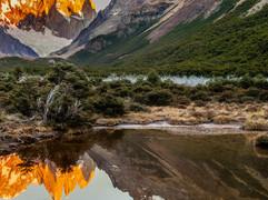 Tapshanov - Cerro Torre, Patagonia, Argentina