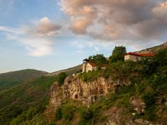 Tapshanov - Zrze Monastery, Macedonia