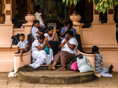Tapshanov - Kandy, Sri Lanka