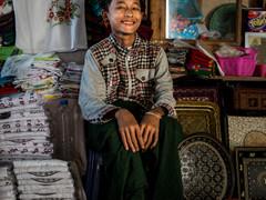 Tapshanov - Bagan, Myanmar