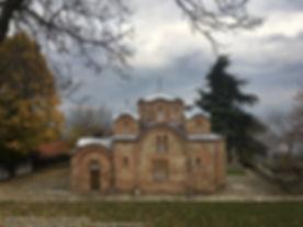 saint panteleimon monastery skopje