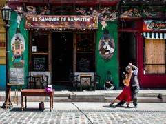 Tapshanov - Buenos Aires, Argentina