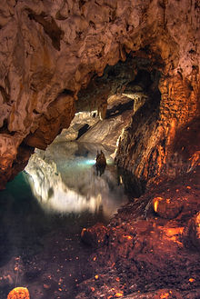 Cave Vrelo at Matka Canyon