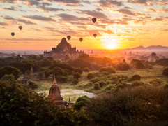 Tapshanov - Bagan Sunrise