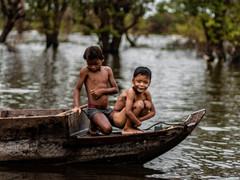 Tapshanov - Kampong Phluk, Cambodia