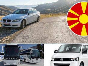 Transportation in North Macedonia - (2019 INFO)