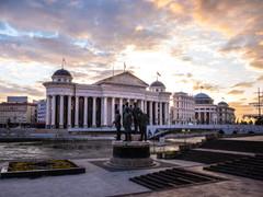 Tapshanov - Skopje, Macedonia