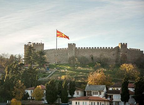 tsar samoil fortress ohrid