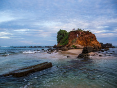 Tapshanov - Mirisa, Sri Lanka