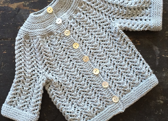 Baby's first sweater
