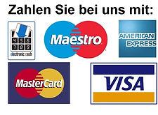 Kreditkartenzahlung by KLC Studio