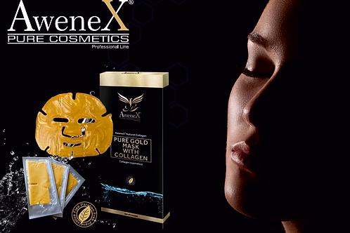 Collagen Goldmaske 3 Stück