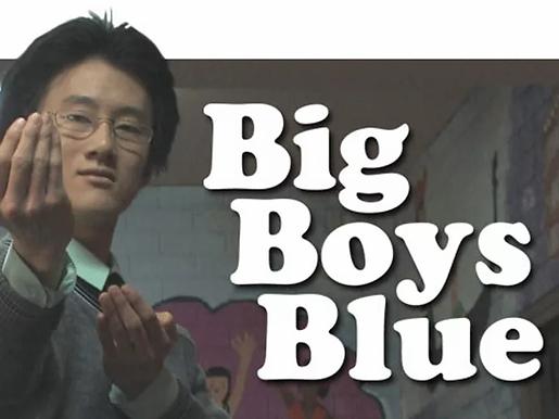 Big boys blue