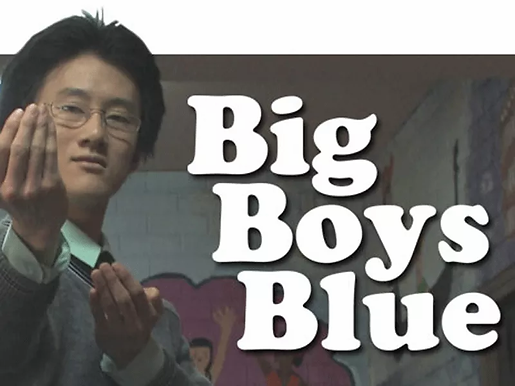 Big boys blue