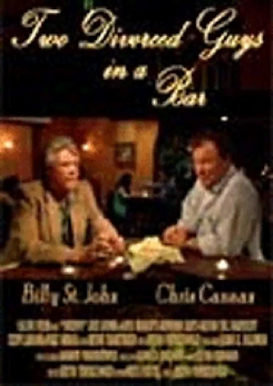 Two divorced guys in a bar