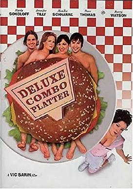 DELUXE COMBO PLATTER - Love on the side