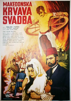 Macedonian bloody wedding