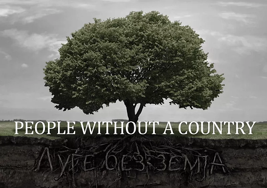 People without a country
