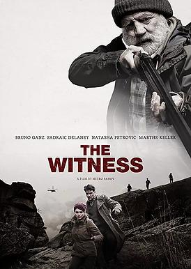 I witness (A.K.A Wait for me) (2016)