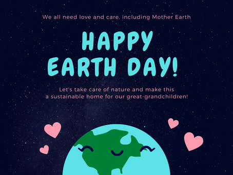 50th Anniversary - Earth Day
