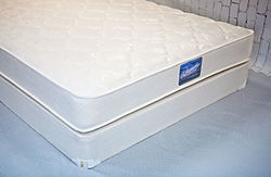Golden pedic orthopedic mattress set