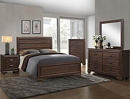 5510 Farrow wood bedroom suite