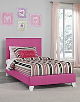 269 Savannah Pink bed