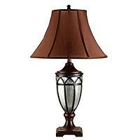 6125 brown table lamp