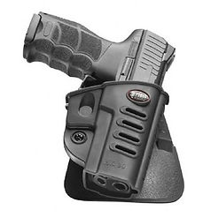Passive Retention Holster is the most secure and cost effective carrying option for all Duty / off-duty officers, Conceal carry, even civilian use.