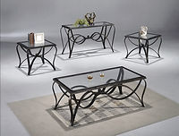 3123 monarch Coffee & end table set