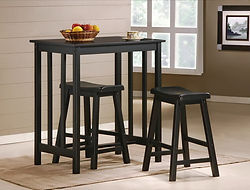 2779 Dina Table and 2 stools