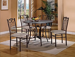 1223 hays Table and 4 chairs