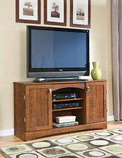 54-215 persimmon entertainment console