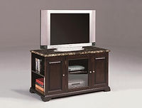 4813 Marble entertainment console