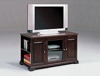 4813 Espresso entertainment console