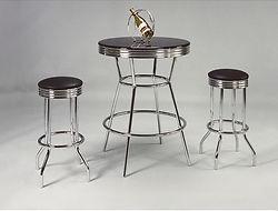 2905 retro bar set with 2 stools