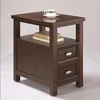 7204 Dempsey chairside table