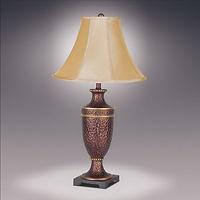6285 bronze table lamp