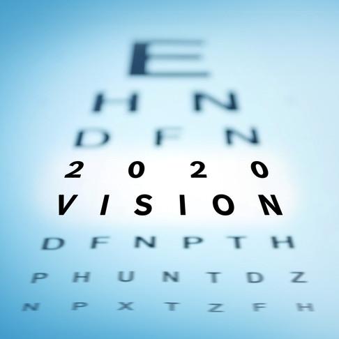 20/20 Spiritual Vision for 2020