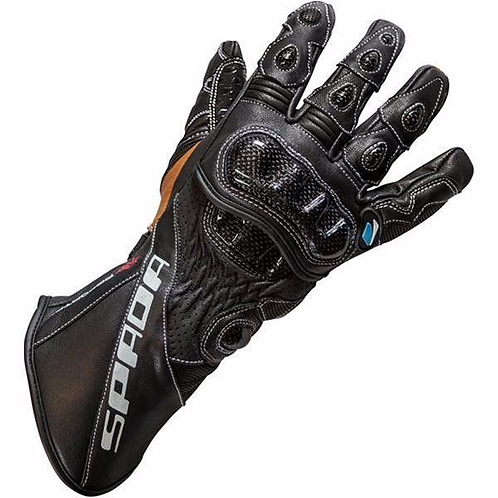 Spada Predator2 Leather Gloves Black