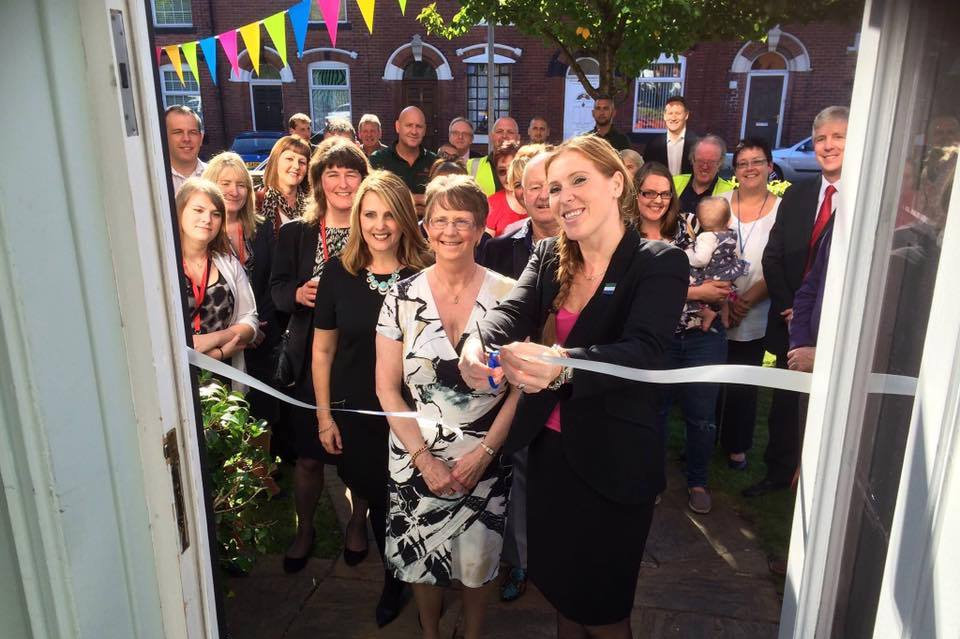 Our Official Opening of the LEAP Centre!