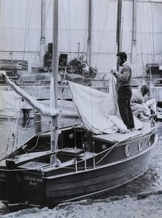 2-Master Segelschiff Heinz Glasl