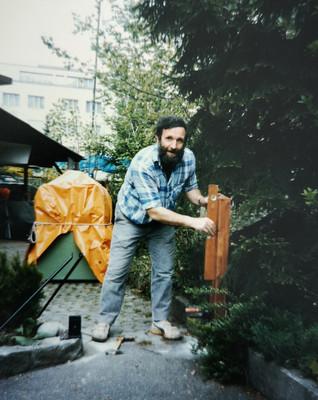 Heinz Glasl; Mai 1986