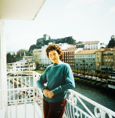 Barbara Glasl Platzgummer, Mai 1986